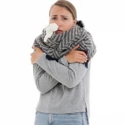Zeit für Grippeschutzimpfung